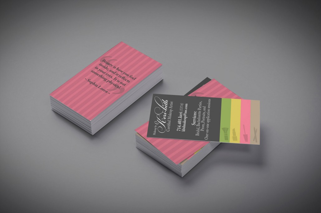 Business Card Design - KB